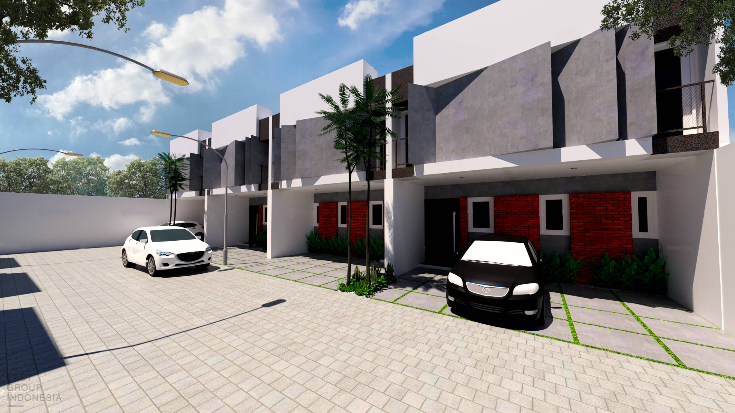 ABDI Bintaro Estate Depan